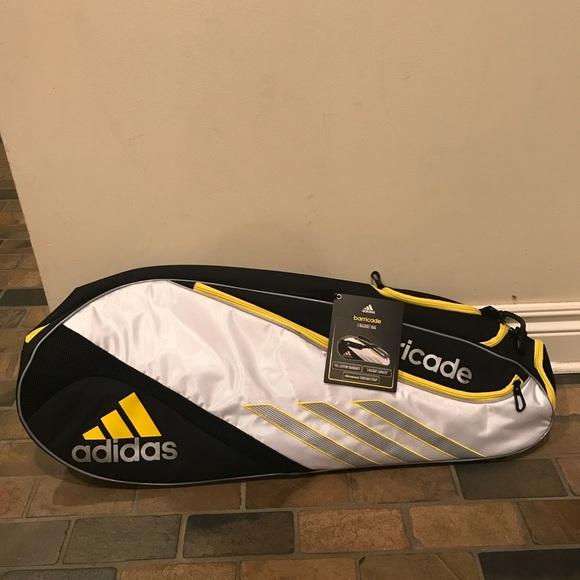 90d2a64ac52a Adidas Barricade III Tour 3 Racquet Bag